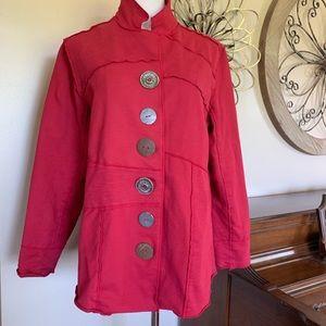 Neon Buddha Size 1X Unique Blazer / Jacket